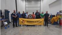 山东临工在迪拜开展产品服务培训提升服务品质