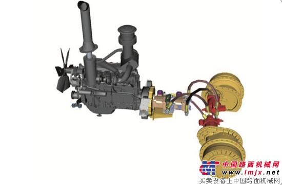 山工推土机的静液压技术,你了解多少?