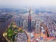 461.5米,波坦塔机引领越南第一高楼建设