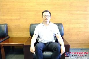 """江苏意玛张涛:让集装箱式沥青拌和设备抢手的""""独特秘诀"""""""
