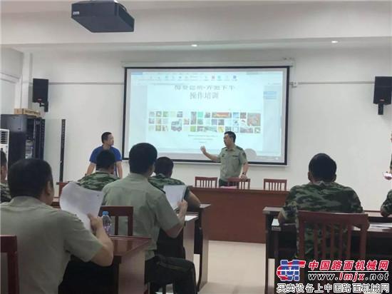 上海首批三一消防车圆满交付