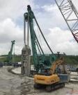 柳工:上海金泰双轮铣挑战世界最大跨径拱桥工程