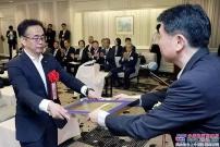 丰田前移式电动叉车荣获机械工业设计奖最优秀奖