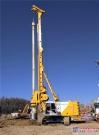 宝峨新型旋挖钻机助力牡佳客专桩基施工,超低燃油消耗顺应行业发展趋势