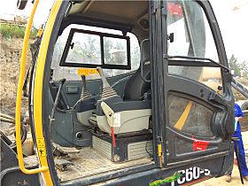 玉柴YC60-9挖掘机驾驶室