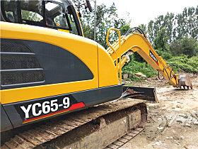 YC65-9小挖顏值頗高