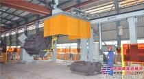 铁拓机械推进智能化生产进程  焊接机器人大有可为