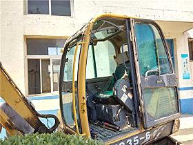 玉柴YC35-8小挖驾驶室