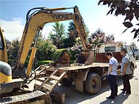 了解玉柴60小挖的使用情况