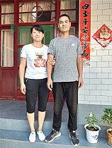 李福财夫妻的目标是将玉柴挖掘机增加到十台