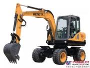 恒特HT75W轮式挖掘机新品介绍