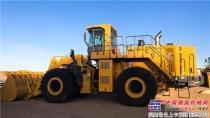 徐工LW1200KN大吨位装载机为何屡获出口订单?