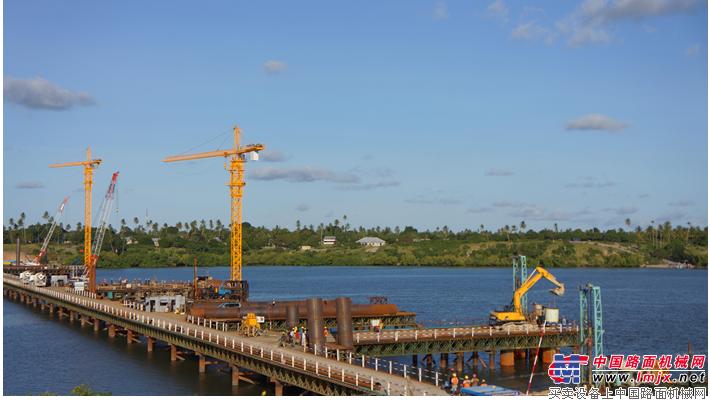 深度耕耘11载 中联重科以工程机械设备搭建中非友谊之桥