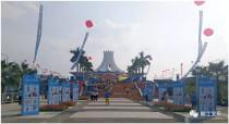 柳工叉车出击亮相第15届中国-东盟博览会