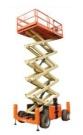 捷尔杰升级LRT系列剪式高空作业平台