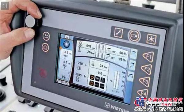 小维学院 | 维特根铣刨机三大核心技术:切削、自动找平、机器控制