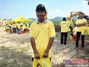 一位00后挖掘机操作手的梦想:带着老婆游西藏