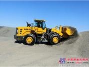 山东临工在澳大利亚推出L958F轮式装载机