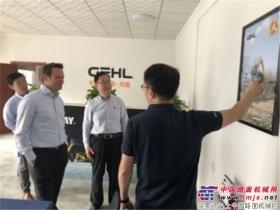 新任曼尼通亚太区销售副总裁访问盖尔威