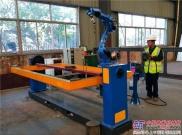岳首筑机搅拌设备生产线再添利器 智能制造引领行业发展