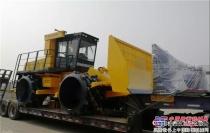 国机重工洛阳:中国第一台遥控智能环卫垃圾压实机落户豫北!!