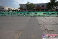 维特根中国道路固废再生与超薄罩面技术助力赤峰市政建设