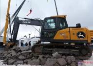 """约翰迪尔E130 & E140LC,10吨级的超值""""双雄"""""""