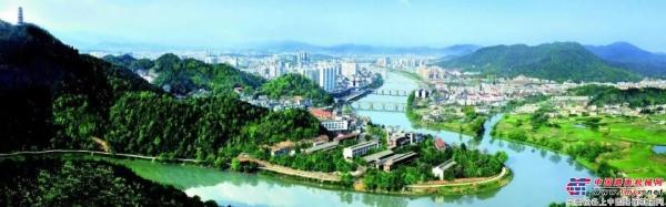 鑫海路机HLB4000全环保型沥青搅拌设备入驻中国旅游城市——湖南浏阳