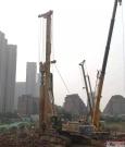 """家乡基础施工建设的""""好帮手""""--徐工XR150DV"""