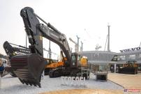 沃尔沃建筑设备亮相 2018 bauma 中国展 助力可持续基础设施建设