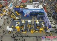 bauma CHINA 2018,新筑智装隧道施工机械成套设备亮相