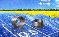 提升滑动轴承的抗老化性:新型 igus 材料增强了抗紫外线能力