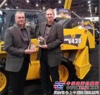 盖尔:滑移王者GEHL V420登陆中国市场