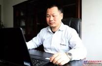 融合市场需求与时俱进谋发展——专访柳州柳工叉车有限公司常务副总经理肖远翔