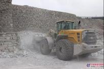 中国镁都,这里的镁质制品企业为何对临工装载机情有独钟!?