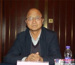 中国沥青搅拌设备行业高峰会议企业领导