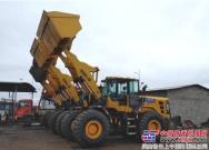 累计40余台!广西某港口货运公司追加采购临工L968F装载机