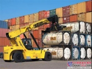 海斯特助力Coogee Chemicals巧妙化解潜在危机,安全高效的搬运集装箱