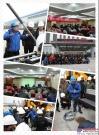 冬至了光吃饺子怎么能够!陕建机械第十八届SCMC-ABG摊铺机培训班开课了!