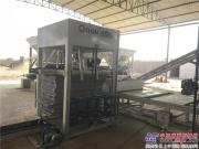 泉工股份ZN900C全自动制砖生产线再次强势助力巴基斯坦建筑行业
