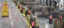 海斯特:不知疲倦的小黄车,日日穿梭在英国皇家邮政的配送中心