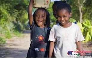 援建莫桑比克基础设施 华源砖机海外赢口碑