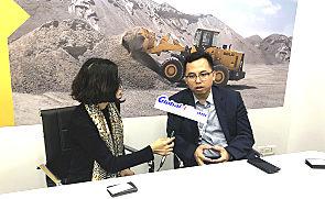 印度宝马展:专访山东临工进出口公司总经理王晓辉