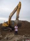 驾驶员说:临工20吨挖掘机省心省力还出活!