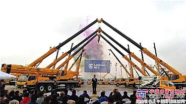柳工:中国超大米数蓝牌高空作业车PTA220C震撼来袭!