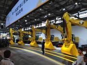 工程机械行业又一春:竞争呈集中化,外企巨头下探中低端市场