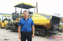 宝马格设备在秦皇岛F2赛道建设上大显身手
