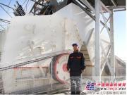 破碎机如何保养才能安全过冬?红星机器教你几招