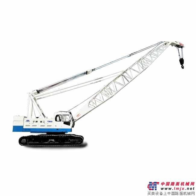 宇通重工YTQH400A强夯设备 高清图