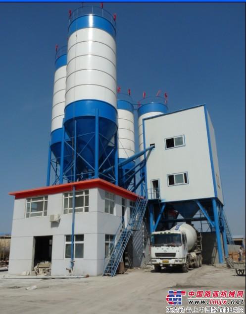 信达机械HZS系列商品(预拌)混凝土搅拌站 高清图